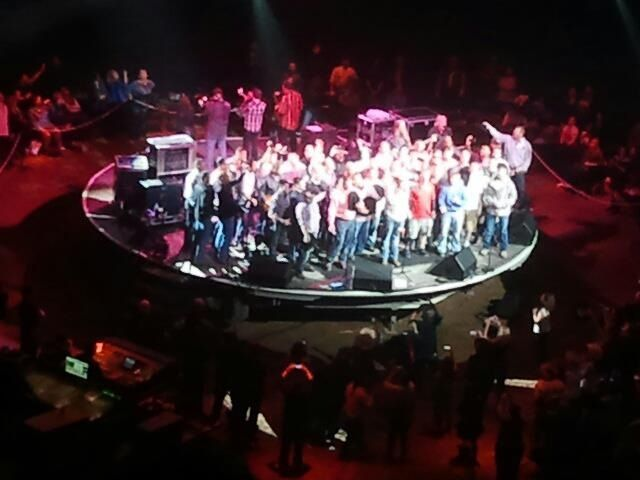 San Antonio Livestock Show and Rodeo 2013 concert