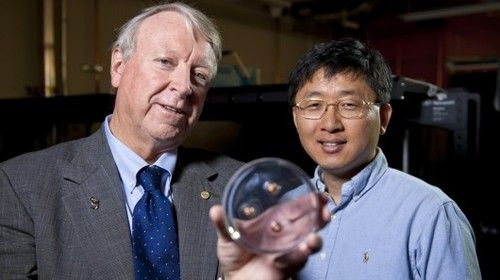 Paper-Thin Composite Nanomaterials Could Stop Bullets