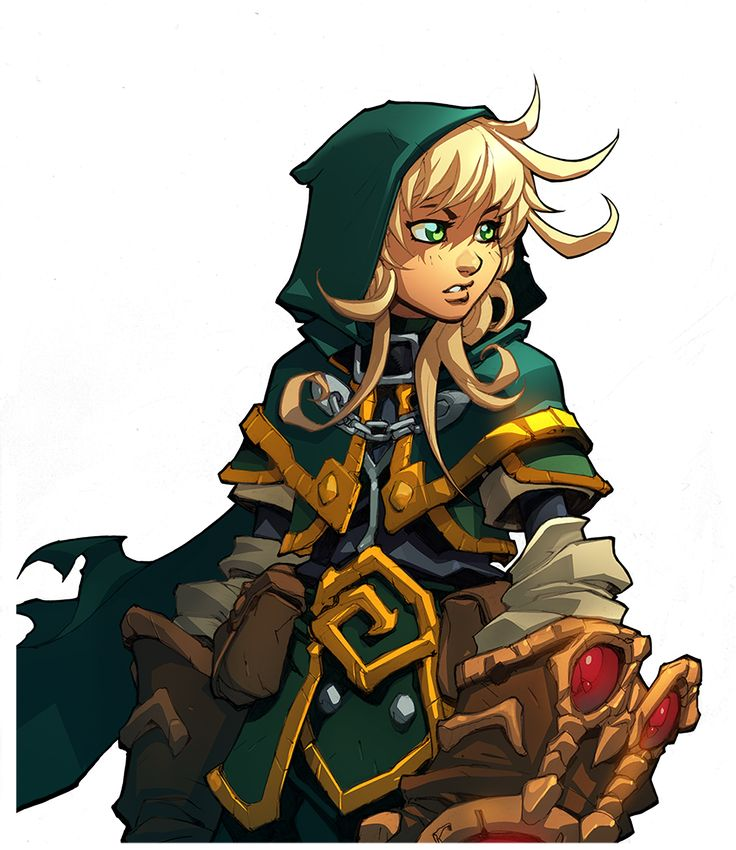 Hey Everyone! I'm really excited to announce our Kickstarter Campaign for Battle Chasers Nightwar is LIVE! Getting this thread warmed up.