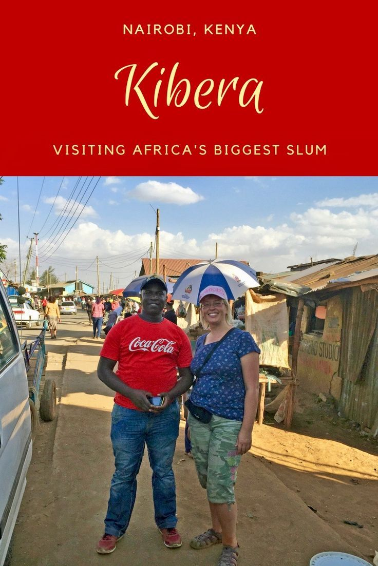 An honest account of the day I visited #Kibera, the biggest slum in #Africa. And how inspirational I found it. Kenya travel | Nairobi travel | Kibera visit #kenya #nairobi