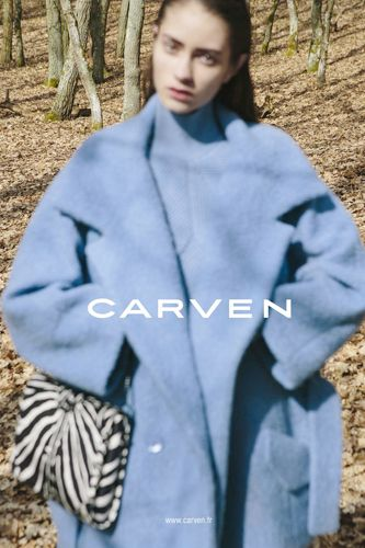 Carven's Fall Ads Are Intentionally Eye-Blurringly Beautiful #Refinery29