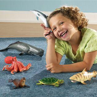 Learning Resources - Jumbo Ocean Animals