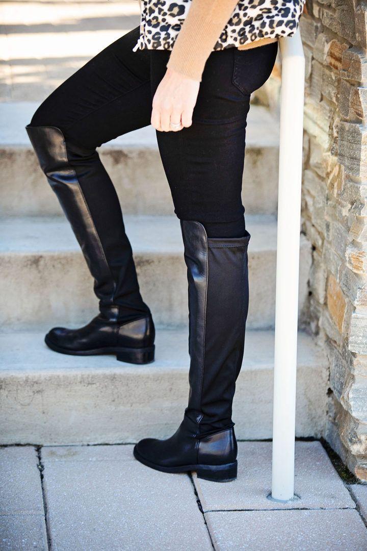 9175fd07e7d Blondo Ellie Waterproof Knee High Riding Boot