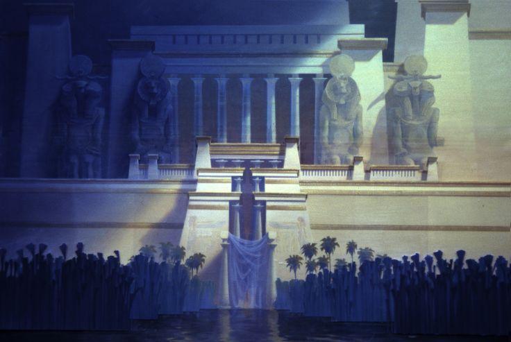 The Prince of Egypt   The Art of Yoriko Ito