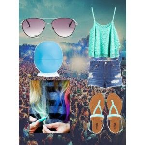 Tomorrowland Outfit.