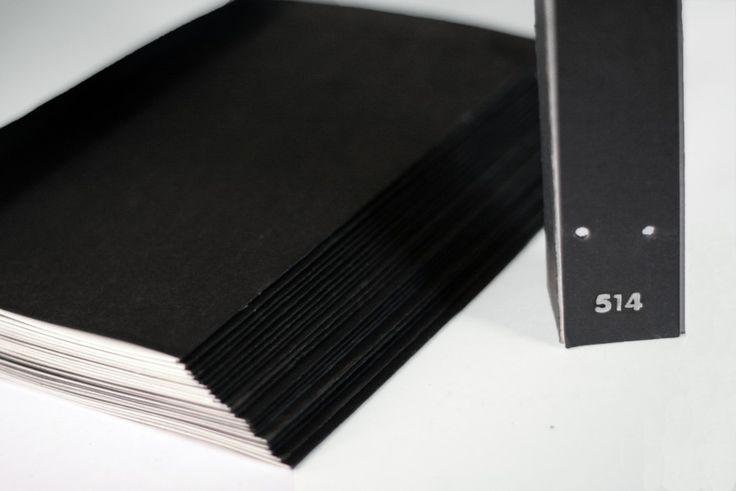 Livre 514 avec sa reliure détachée et ses 21 feuillets © Cas Génitif