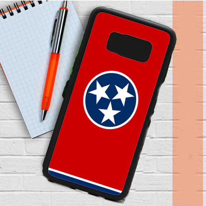 Tennessee Flag Samsung Galaxy S8 Plus Case Casefreed