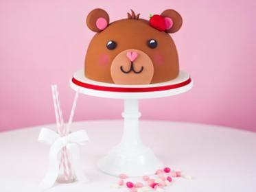 Teddy Bear Cake Kit