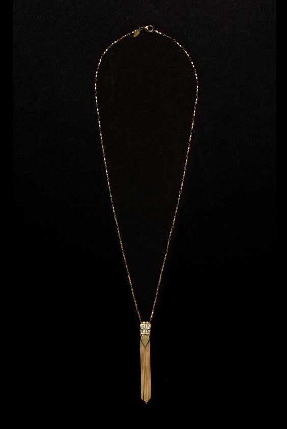 pendant necklace All That Jewels! #IOSSELLIANI