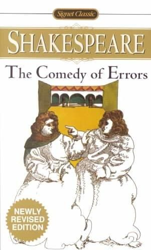 essay on comedy of errors This collection of essays and reviews represents the most significant and comprehensive writing on shakespeare's a comedy of errors miola's edited work also features.