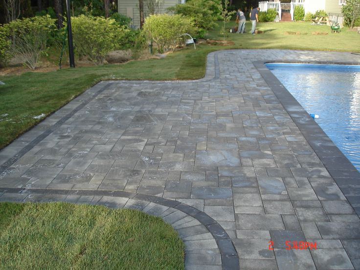 Endearing Cambridge Pavers For Your House Design