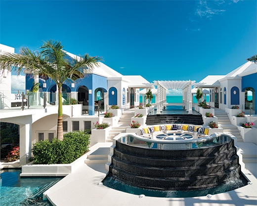 Mandalay Villa, Turks and Caicos Islands, Photography by Steve Passmore www.provopictures.com, styling by Stacie Steensland www.staciesteensland.com