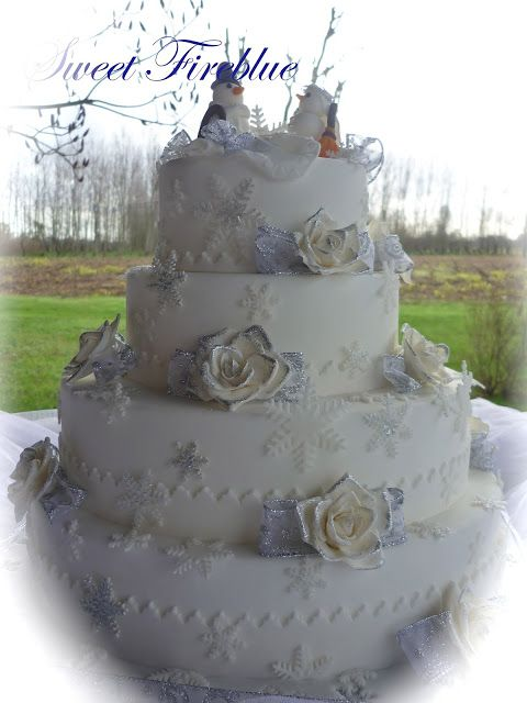 Sweet Fireblue: Una wedding per ...Snowman!