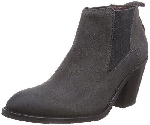 Marc O'Polo Chelsea Boot, Damen Chelsea Boots, Grau (920…