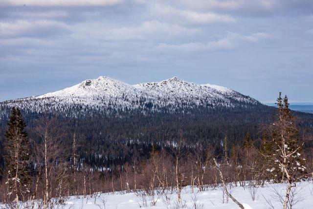 Lappi / Urho Kekkosen kansallispuisto