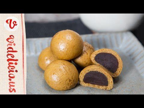 どこか懐かしい味♩ひとくちサイズの「黒糖まんじゅう」の作り方 - macaroni