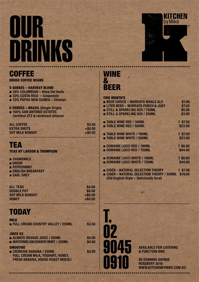 Best Menu Images On   Coffee Shops Coffee Store And