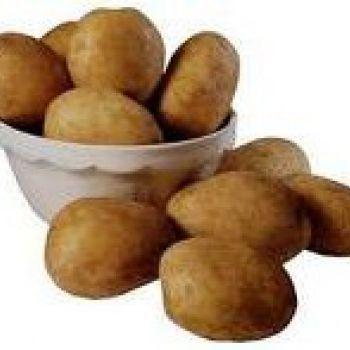 Bubur kentang Ayam