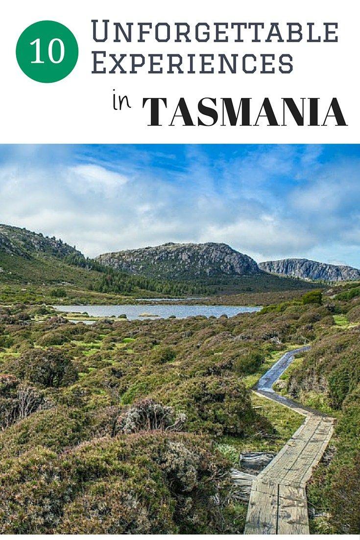10 Unforgettable Experiences in Tasmania. Australia