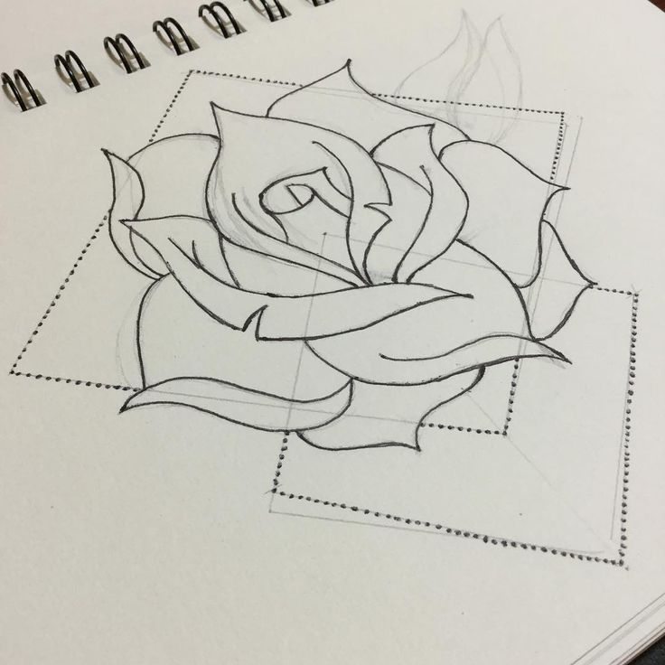 Sketching and inking out some designs... - Danii H Photography
