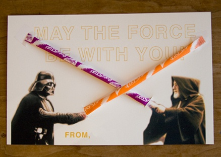 Star Wars valentine/thank you?