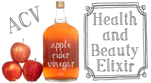 14 health + 14 beauty benefits of apple cider vinegar - great info from One Good Thing by Jillee
