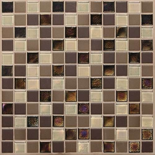 daltile coastal keystones treasure island 12 in x 6 mm glass mosaic floor and wall tile at the home depot tablet