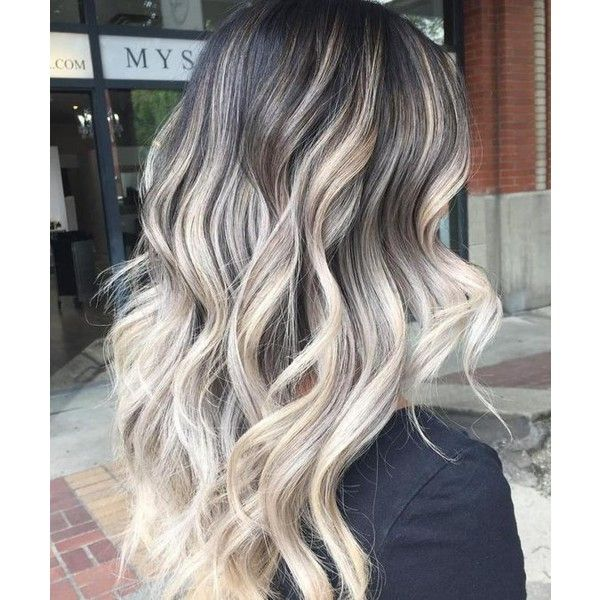 best 25 black with blonde highlights ideas on pinterest black hair styles with grey black. Black Bedroom Furniture Sets. Home Design Ideas