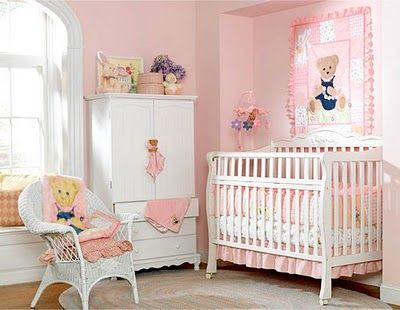 Decoracion cuarto de bebe ni a buscar con google for Decoracion pared bebes