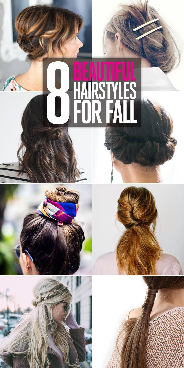 Find Your New Fall Hairstyle