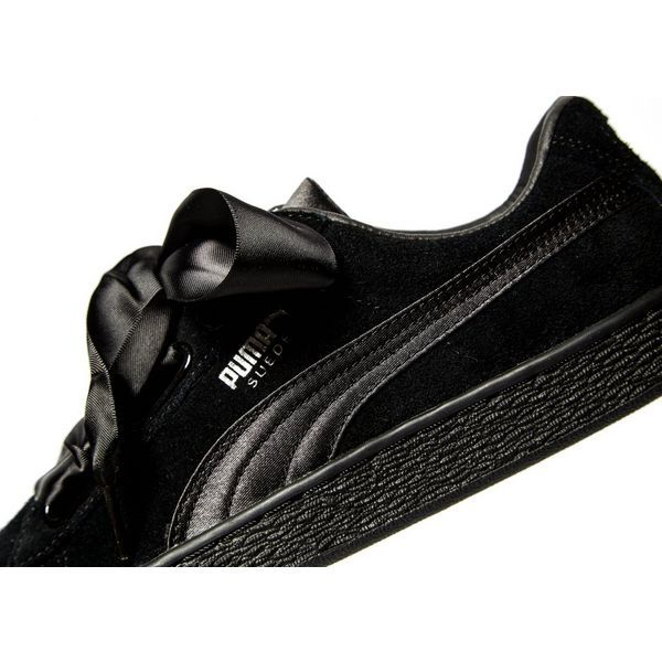 outlet store 9c2b8 18109 Puma suede heart ep blk | shopping - shoes | Puma suede, Jd ...