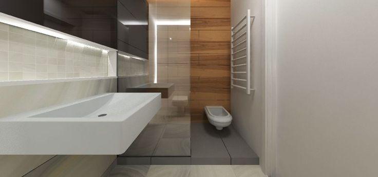 Łazienka, bidet, prysznic