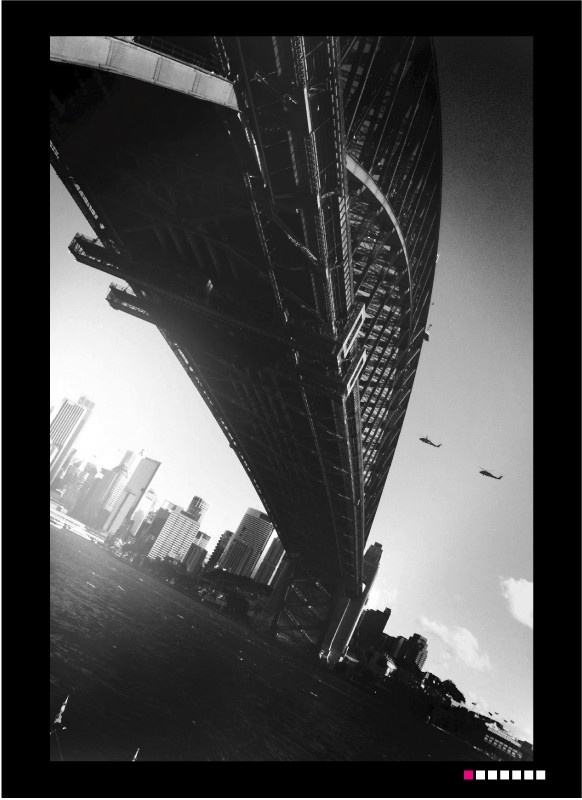 Sydney #01  Foto di Alexander Kesselaar, 2011 $48.00