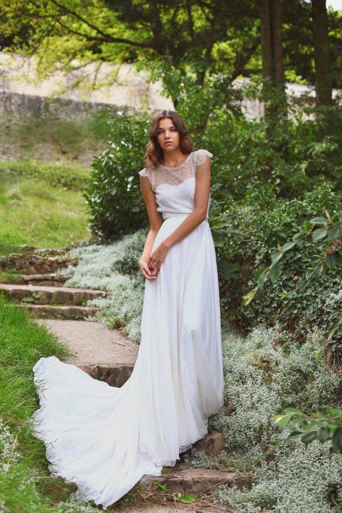 adeline bauwin cratrice de robe de marie sur mesure - Complicit Mariage Robe Cocktail