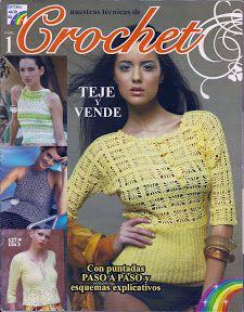 Nuestras Tecnicas de Crochet 1 - Alejandra Tejedora - Picasa Web Albums