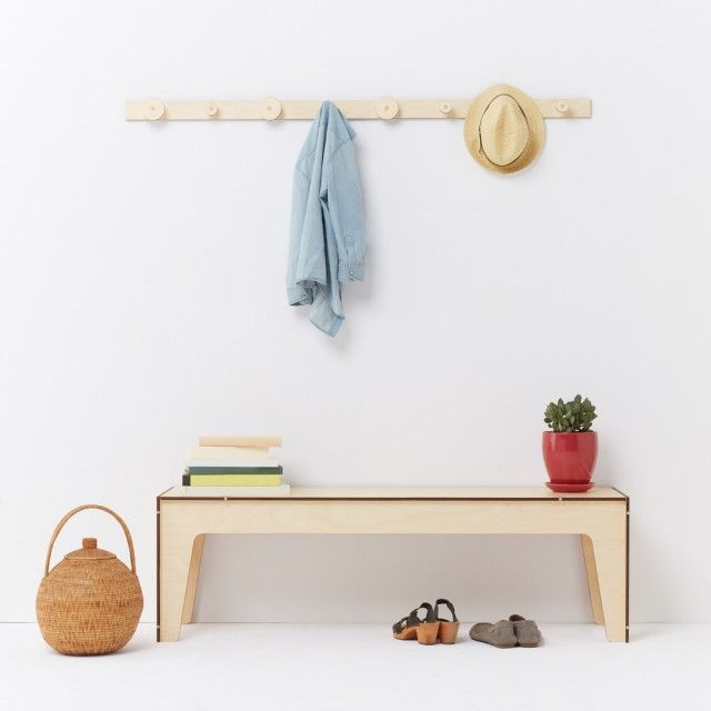 Plyroom, a new online store featuring ply furniture, designed and made in Italy #ply #italy