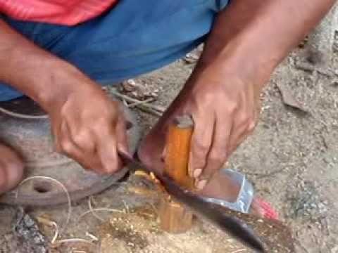 construir piston de fuego