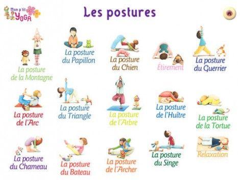 Más grande - Captura de pantalla de Mon p'tit yoga HD : 15 postures, chansons, histoires et jeux - une initiation en musique au yoga pou para iPhone