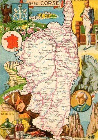 15 mai 1768 : les Génois cèdent  la Corse à la France