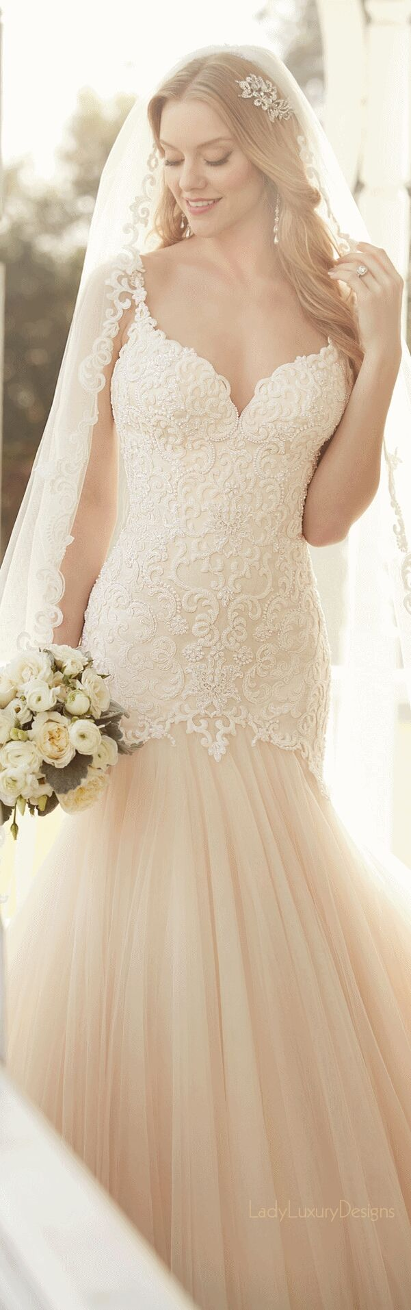 58 best [done] Wedding Dresses images on Pinterest | Colored wedding ...