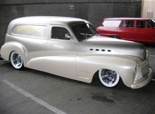 Chevy Sedan Delivery custom