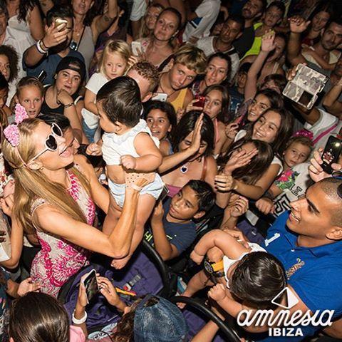 #FoamAndDiamondsForKids at @amnesiaibiza w/ #Top100DJ P @ParisHilton! Tix @FoamAndDiamonds / @FoamAndDiamondsKids: https://tickets.amnesia.es/parishilton_list/#sf-events  #Amnesia #AmnesiaIbiza #Babies #BeautifulBoss #Beauty #CashMoney #Children #Creamfields #Dance #DJs #DJMagTop100 #EDM #ElectroHouse #Fashion #FashionKids #FoamAndDiamonds #FoamParty #HighOffMyLove #HOML #HouseMusic #Ibiza #Ibiza2015 #ItGirl #Love #Model #Music #ParisHilton #PartyWithParis #PDiamond #ProgressiveHouse