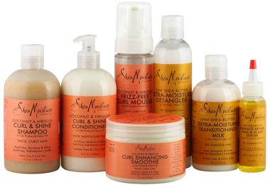 SheaMoisture - Voted FAVORITE OVERALL BRAND OR PRODUCT OF 2014 by NaturallyCurly