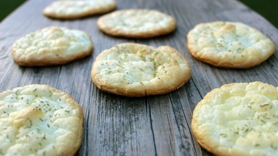 It only takes 5 ingredients to make this aromatic and delicious, no-carb, gluten-free cloud bread.
