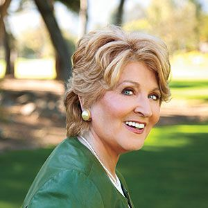 "Fannie Flagg.  Author of Fried Green Tomatoes at the Whistle Stop Cafe. ""You know, a heart can be broken, but it keeps on beating, just the same."""