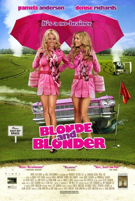 Blonde and Blonder 2008