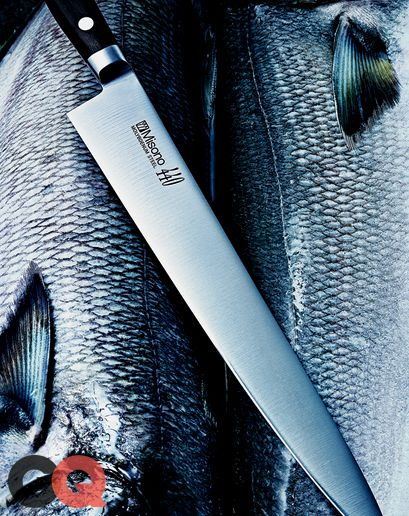 The 3 Best Kitchen Knives and the Skills to Master Them and cutting board