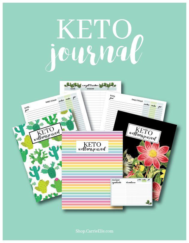 printable keto tracker