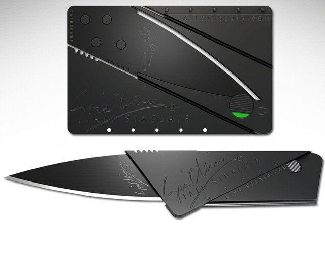 Credit Card Folding Knife Knives Swords Folding