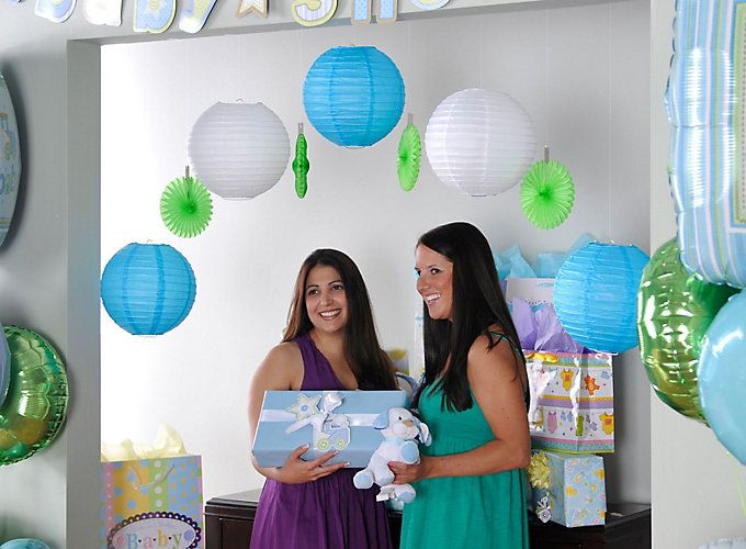17 best images about welcome back welcome home party for Baby shower decoration store